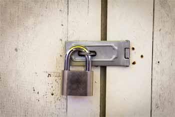 How a padlock Work