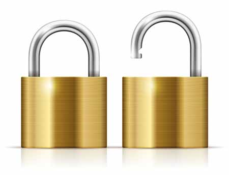 What is a padlock