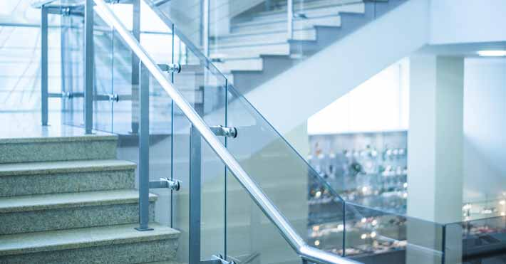 How To Clean Exterior Glass Railing