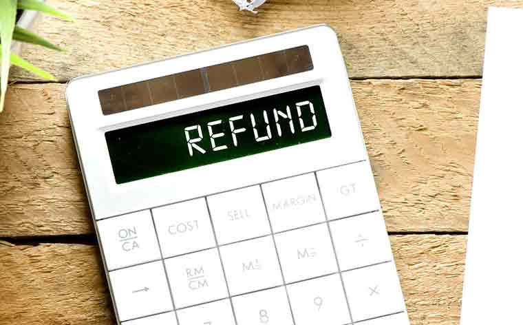 How to Estimate tax Refund Calculator