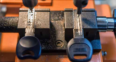 Need for Duplicate Car Keys