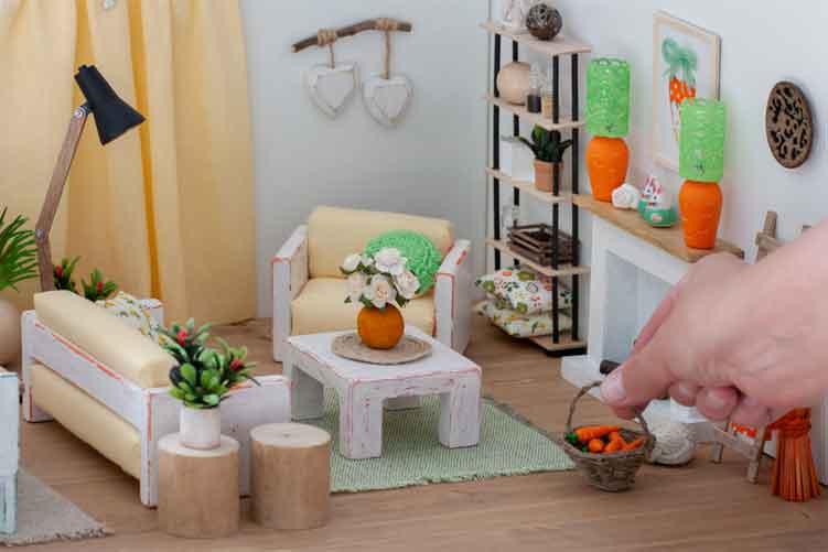 Matchbox Dollhouse Furniture