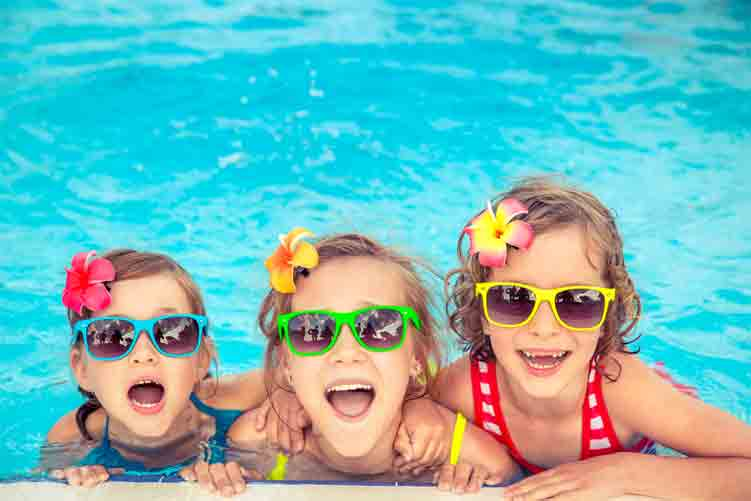 Five Ways to Have Fun in the Pool This Summer